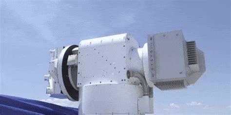 lockheeds laser gun turn drones  toast