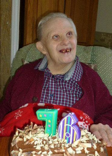 worlds oldest person  downs syndrome celebrates