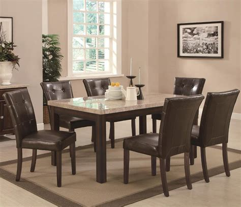 Real Marble Dining Table Real Marble Dining Table Styles Furniture 2781 Belmont Two Tone Real Marble Counter Height