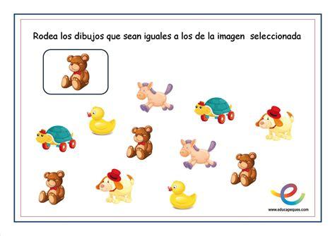 buscar imagenes iguales google fichas para estimular la atenci 243 n en los ni 241 os rodea los