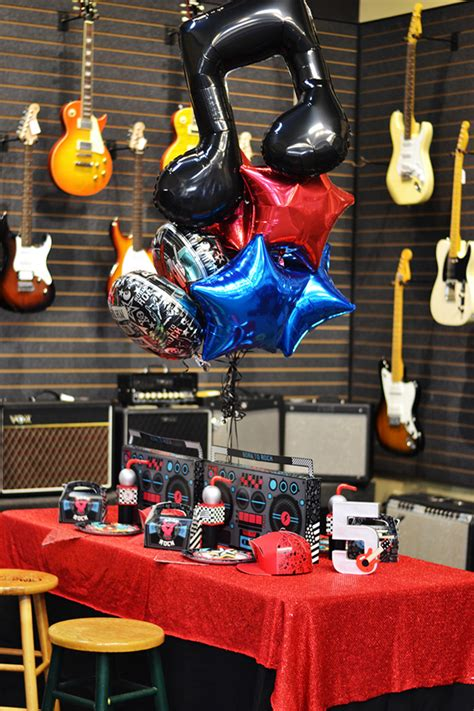 Born To Rock  Ee  Birthday Ee   Party Evite
