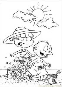 rugrats coloring pages free printable rugrats coloring pages everything