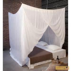 moustiquaires de lit en coton non impr 233 gn 233 es anti