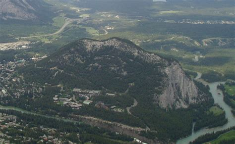 Tunnel Mountain Formation