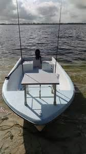 johnsen skiff boat 1988 16 johnsen skiff with aluminum trailer sold the