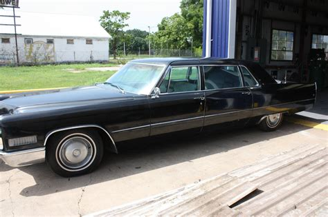 Cadillac Limousine by 1966 Cadillac Fleetwood Series 75 Limousine Classic