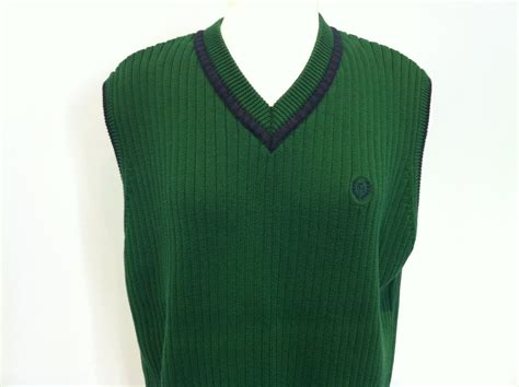 007 Sweater Green chaps ralph vintage green s sweater by
