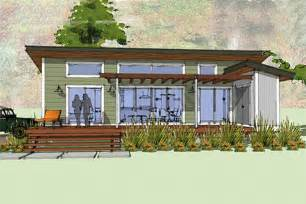 modern style house plan 1 beds 1 baths 640 sq ft plan