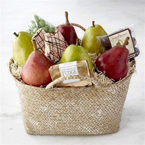 fruit gift basket williams sonoma
