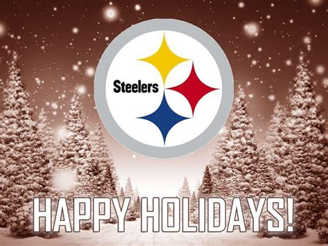 steelers christmas pics steelers