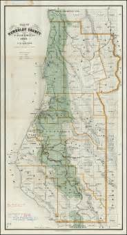 humboldt map map of humboldt county california 1901 by j n lentell