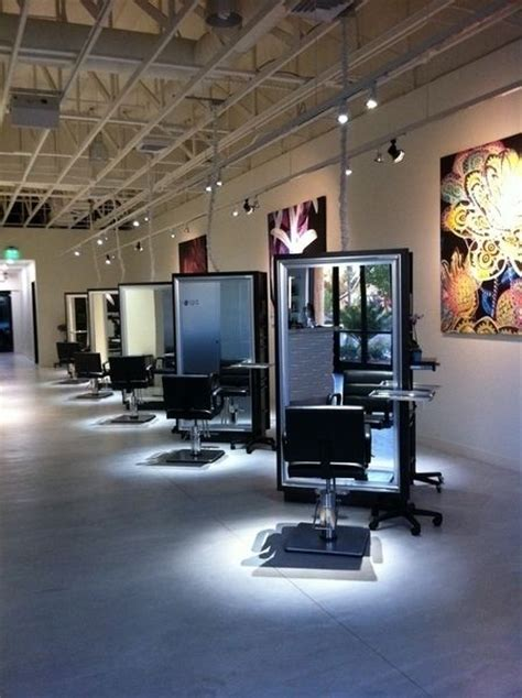 salon lighting layout 20 best images about beautiful hair salons on pinterest