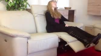 sofa elektrisch verstellbar leder sofa elektrisch verstellbar sitz rechts relax