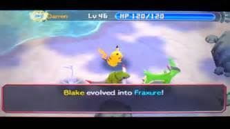 Gates To Infinity How To Evolve Pok 233 Mon Mystery Dungeon Gates To Infinity Evolution