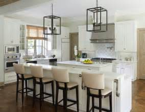 Island Chairs For Kitchen white kitchen high chairs long kitchen island kitchens