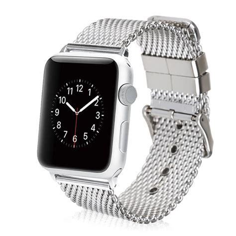 Brachelet Apple 42mm Silver 38 42mm silver stainless steel bracelet mesh