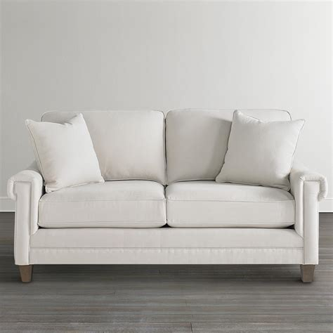 small white sectional sofa white small sectional sleeper lustwithalaugh design