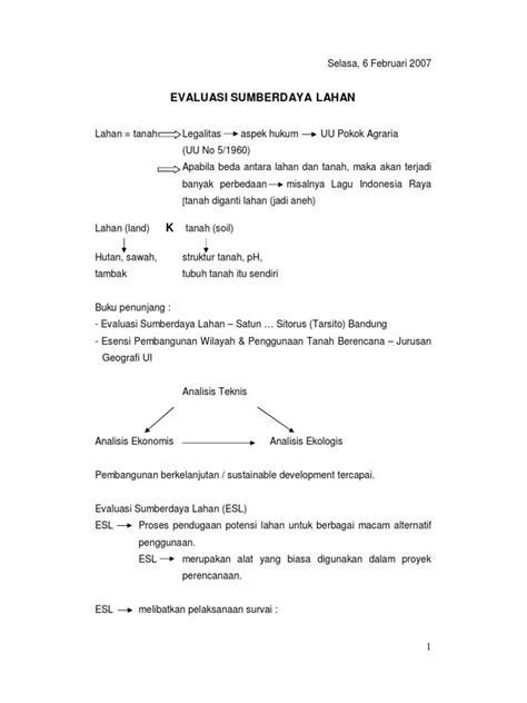 Buku Legisme Legalitas Dan Kepastian Hukum Oleh E Fernando M evaluasi sumberdaya lahan