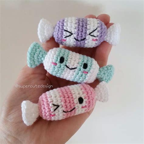 pattern amigurumi cute candy pattern super cute design crafts pinterest