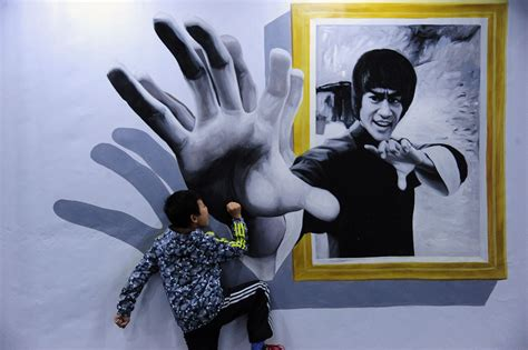 painting interactive exhibition of 3d interactive in china vuing