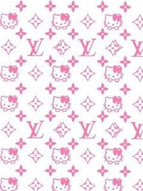 hello kitty louis vuitton wallpaper lv cherry blossom iphone cherry blossoms