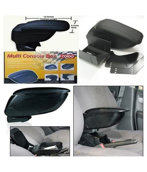 Console Box Arm Rest Suzuki Ertiga autokart universal car armrest centre console rest