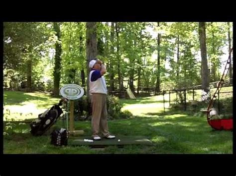 swing surgeon stopping a golf ball on the green with wedges youtube