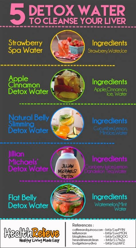 The Detox Power Kã Nyv by 2 5 Cleansing Detox Waters 35 Healthy And Delicious