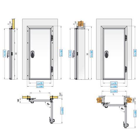 porte de chambre froide porte de chambre froide industrimat fermetures