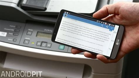 how to print on android how to print directly from your android smartphone or tablet androidpit