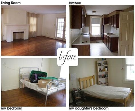 home design before and after before after amy s louisiana home design sponge