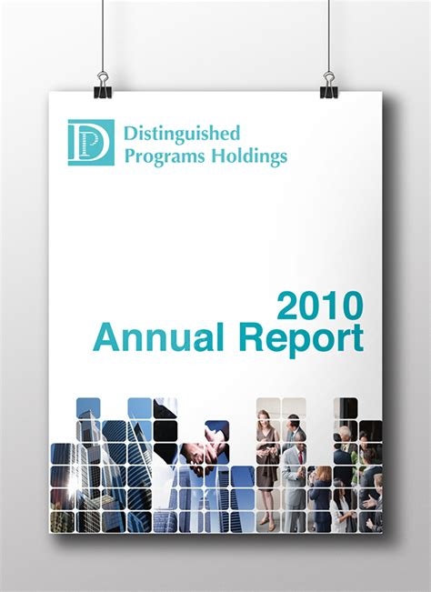 cover design of annual report annual report designs distinguished programs holding on