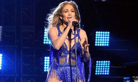 All New J Lo For American Idol Ratings by Hits A Thigh Note At The American Idol