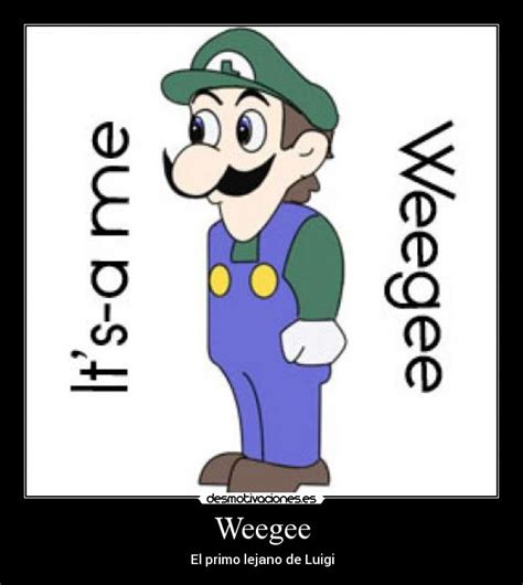 Know Your Meme Weegee - mario is missing weegee related keywords mario is