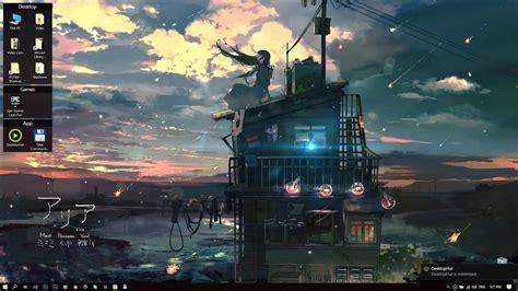 desktophut anime  wallpaper youtube