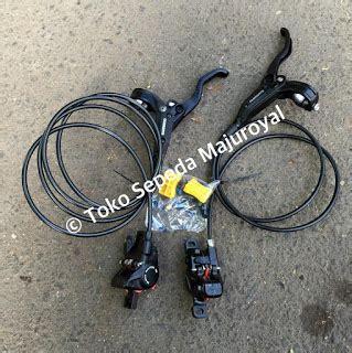 Shifter Rem Shimano Tourney 8 Speed toko sepeda majuroyal