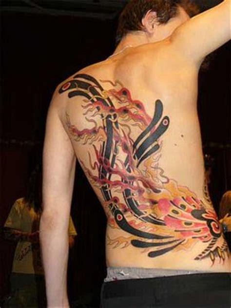 extreme tattoo phoenix phoenix tattoo designs