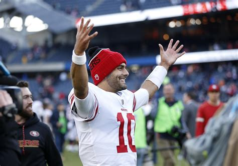 jimmy g jimmy garoppolo is the first qb to win his first 5 starts