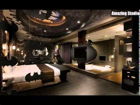 batman bedrooms ideas batman bedroom decor ideas youtube
