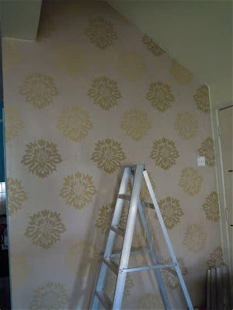 pasang wallpaper dinding murah aku dayat d i y pasang wallpaper sendiri