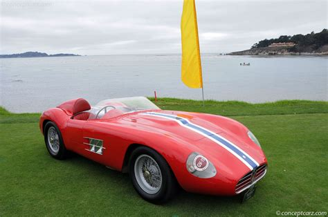 maserati 350s auction results and sales data for 1956 maserati 350s