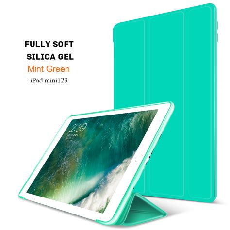 Flipcase Book Smart Polyurethane Flip Cover Casing Air 4 luxury flip hybrid slim leather cover silicone skin stand for 9 7 2017 ebay