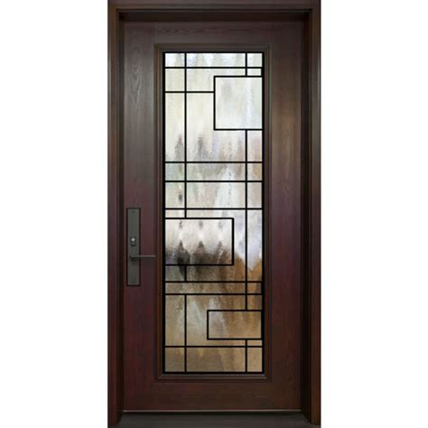 Custom Exterior Door Sizes Amish Custom Doors Americana Style Columbus Ohio Custom Arched Woodgrain Fiberglass Exterior
