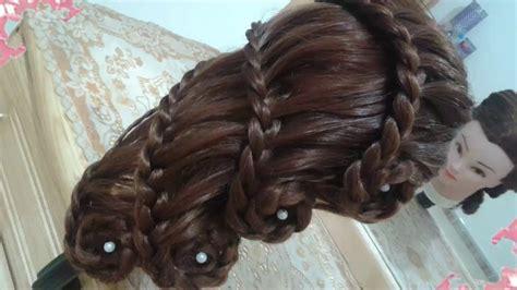 imagenes de cumpleaños elegantes peinados sencillos faciles para cabello largo bonitos y