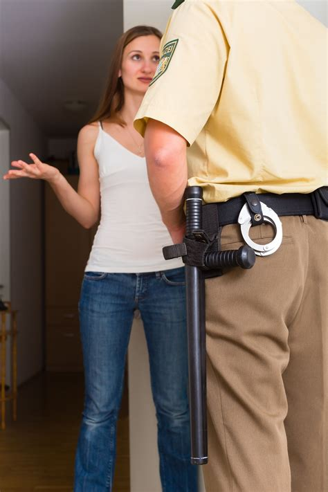 How Can I Get A With A Criminal Record When Can A Officer Enter Your Home