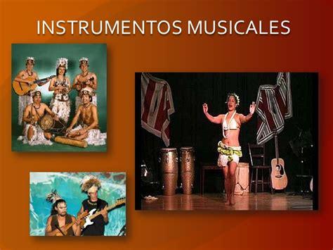 imagenes instrumentos musicales rapa nui isla de pascua