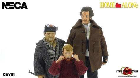 neca toys home alone 25th anniversary kevin mccallister