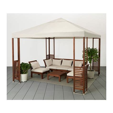 ikea gazebo 17 best ideas about patio gazebo on patio