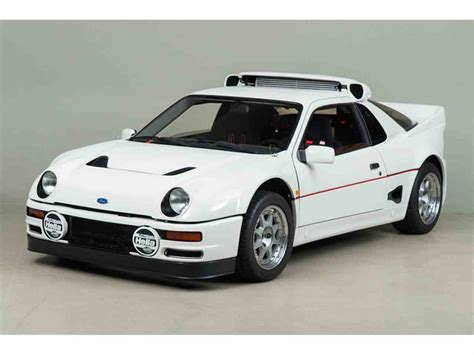 ford rs200 for sale 1986 ford rs200 evo for sale classiccars cc 955641