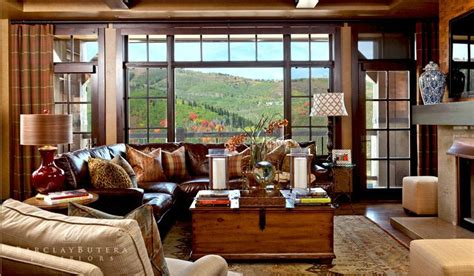 mountain interior design trends for 2013 park city real